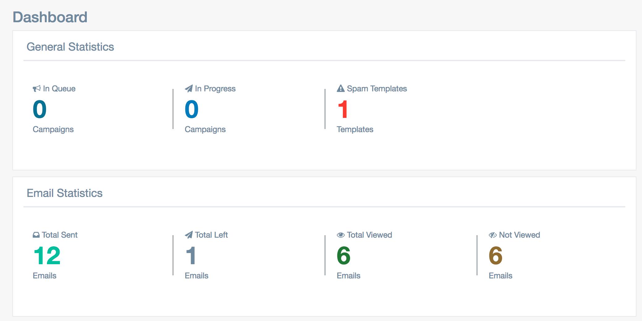 Email Marketing Portal
